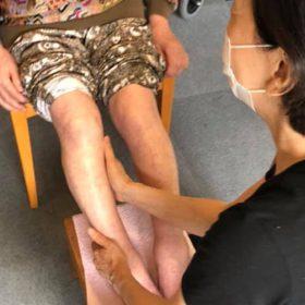 2019年7月2日月に一度の介護施設訪問